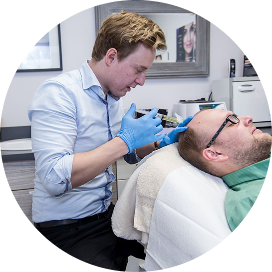hair restoration sherwood park